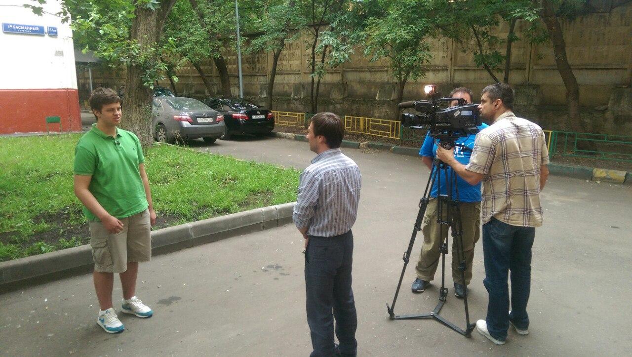 04 августа Председатель МОРО рассказал телезрителям телеканала Россия-1 о деятельности организации по предотвращению случаев «Зацейпинга» в Московской области