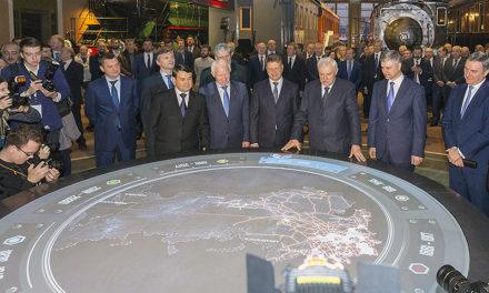 30 октября в Санкт-Петербурге открылся Музей железных дорог России