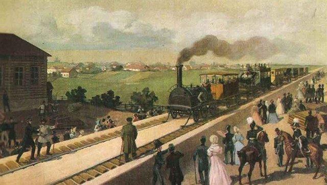Общественники железнодорожного транспорта опубликовали серию статьей об истории железных дорог и отраслевого образования.