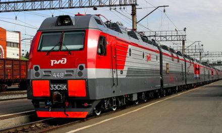 В 2017 году ОАО «РЖД» закупило 459 новых единиц тягового подвижного состава