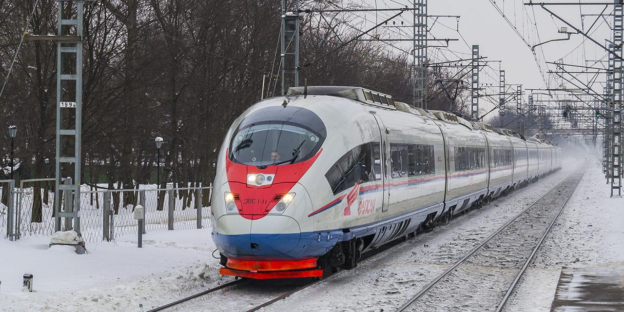 Со 2 апреля по 2 мая ОАО «РЖД» проводит конкурс детского рисунка на борту поезда «Сапсан»
