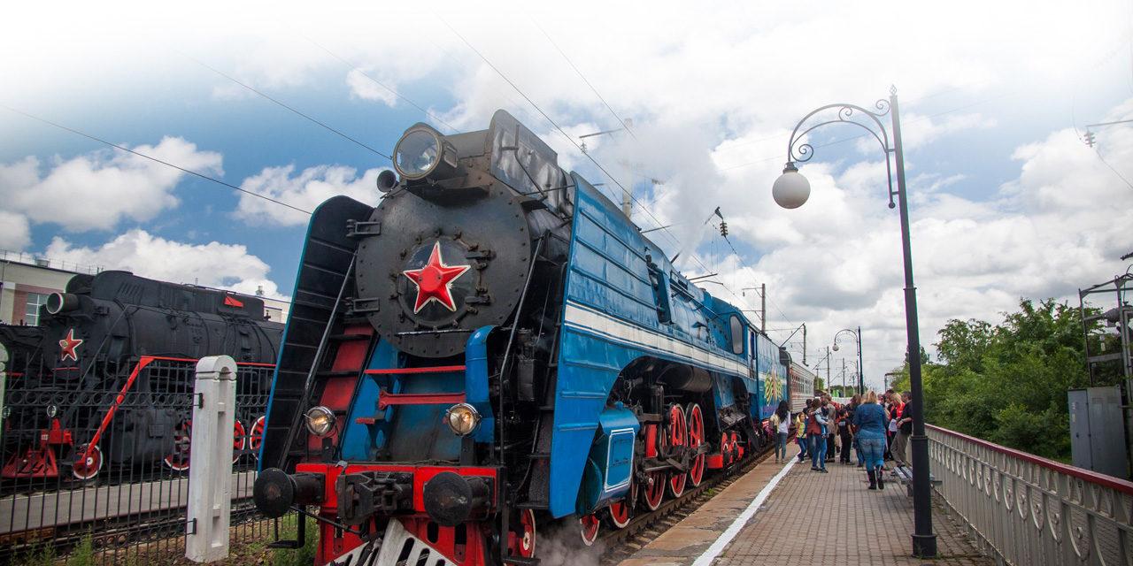 9 мая с Рижского вокзала столицы отправится «Поезд Победы»