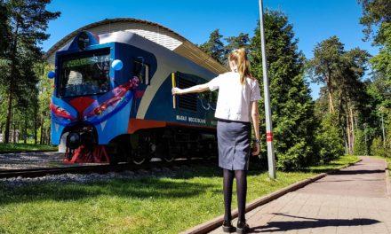 Представители МОО «Железнодорожный транспорт» посетили открытие 81-го сезона движения поездов на Московской детской железной дороге