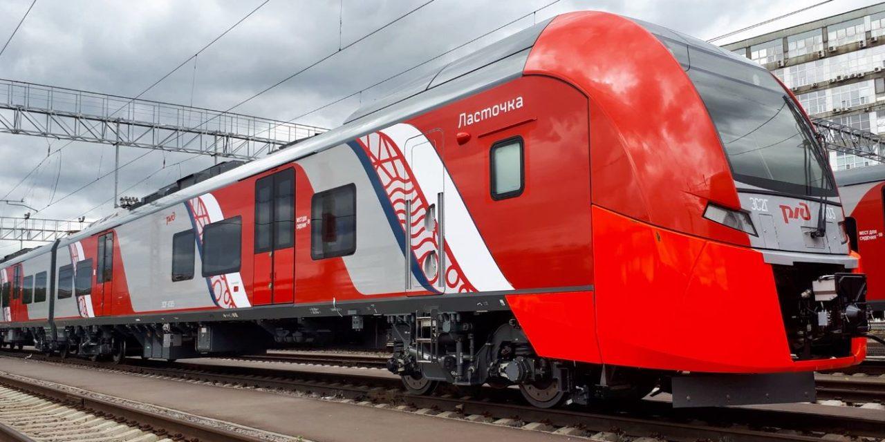 Более 7 тысяч пассажиров Ленинградского направления перевезли пригородные поезда класса «Комфорт» в первые дни курсирования