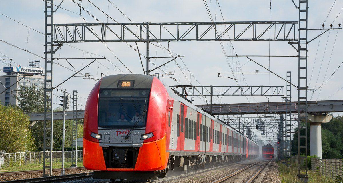 Для учащихся Москвы и Подмосковья вводится 50% скидка на проезд в пригородных поездах