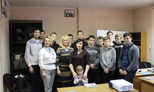 Кружок «Юный железнодорожник» открылся в Солнечногорске