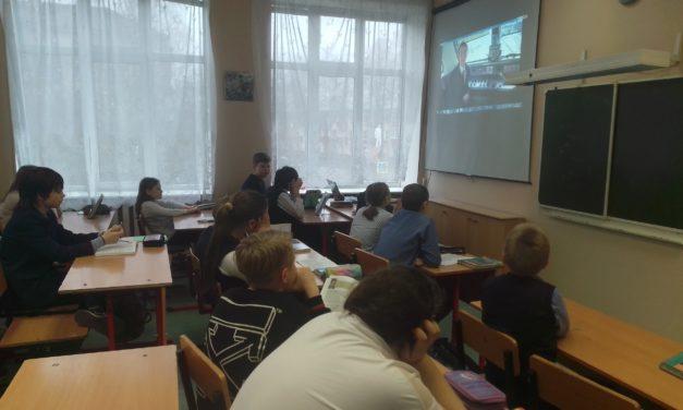 Лекции по безопасности на железной дороге прошли в школах г.о. Богородское