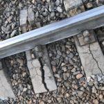 Дефекты рельсошпальной решетки обнаружили общественники Желдортранса на перегоне Кашира-Ожерелье