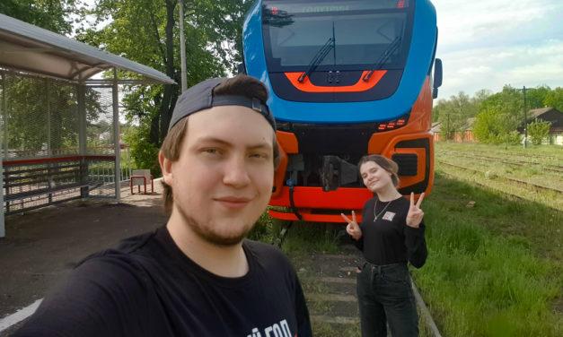 Общественники ТУ №7 «Казанское» проверили состояние салона рельсового автобуса РА3-015
